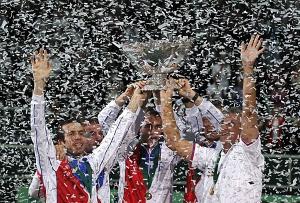 res 75867869 600 Сборная Чехии стала обладателем Кубка Дэвиса