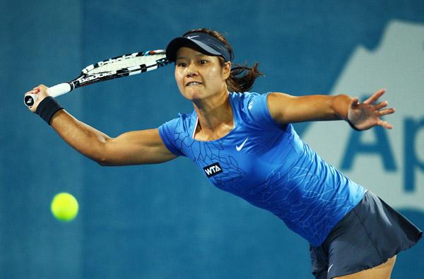 2013011017340563087 Первой четвертьфиналисткой турнира в Штутгарте стала Ли На