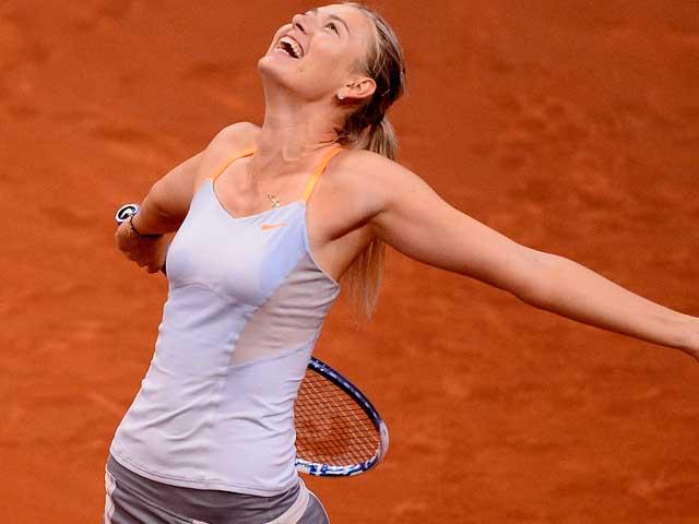 588428 20130428170244 Мария Шарапова завоевала путевку в четвертьфинал турнира в Штутгарте