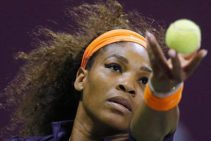 26791 1 Рейтинг WTA вновь возглавила Серена Уильямс