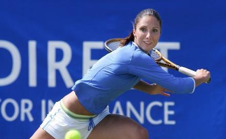 Анастасия Мыскина сыграет на турнире Легенды тенниса