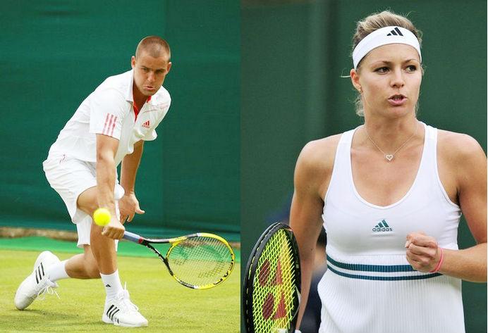 Sharapova Kirilenko Youzhny Российские теннисисты вышли во второй круг турнира в Риме