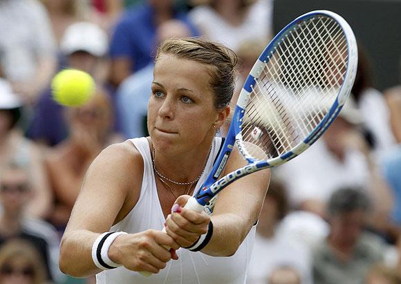 pic 51326 Анастасия Павлюченкова одержала волевую победу в первом круге  Ролан Гаррос