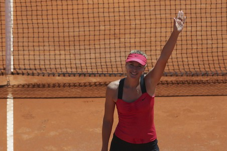 wpid Picture MDF24018 pic4 452x302 17568 Мария Шарапова вышла в третий круг турнира WTA в Риме