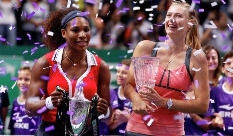 wta WTA представила новый рейтинг сильнейших  теннисисток