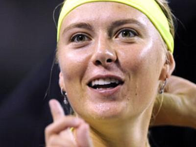 4540 Мария Шарапова включилась в борьбу за полуфинал Ролан Гаррос