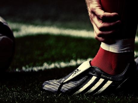 foto stiven djerrard 7593 Спортивная обувь для игры в футбол