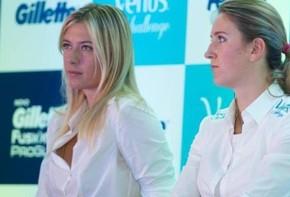 Мария Шарапова уступила Виктории Азаренко в рейтинге WTA