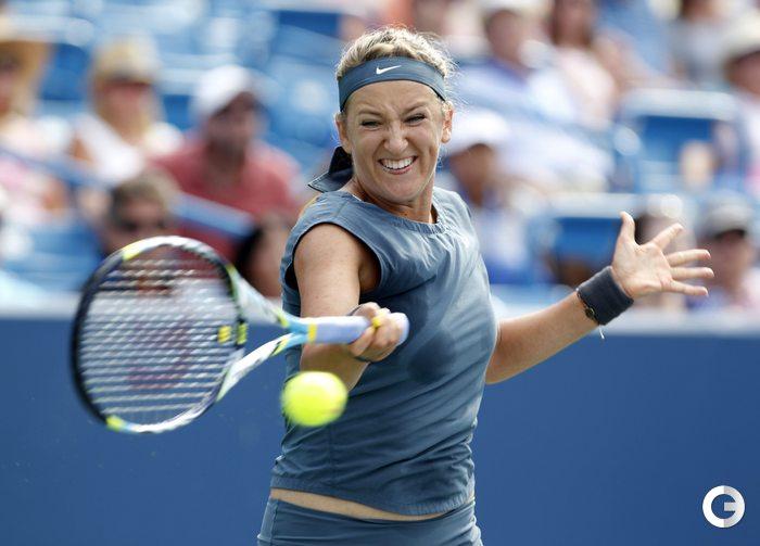 155517 Виктория Азаренко одолела Серену Уильямс в финале турнира в Цинциннати