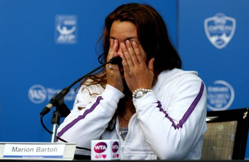 262140 Марион Бартоли уходит из большого тенниса