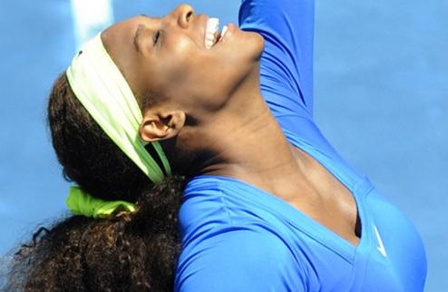 227470 Серена Уильямс станет лучшей спортсменкой года по версии WTA
