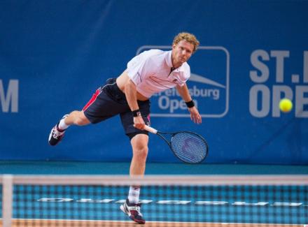 5123ba373f36ea508b3f23d6e2f48ebc1 Дмитрий Турсунов вышел в четвертьфинал турнира в Петербурге