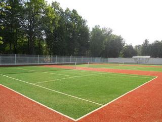Самое интересное о большом теннисе Какой теннисный корт выбрать