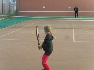 1 Основные трудности занятий теннисом