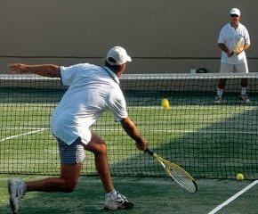 Теннис - спорт для целеустремленных людей