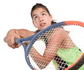 Как начать играть в большой теннис