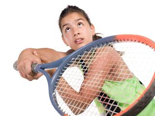 Как начать играть в большой теннис Как начать играть в большой теннис