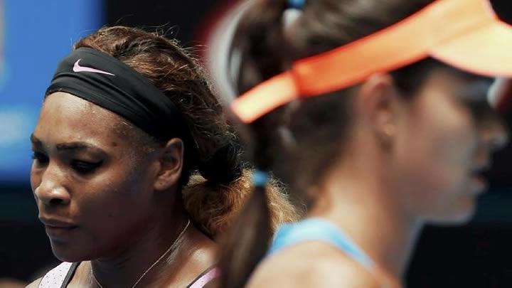 190120141245570187696 Ана Иванович сразится с Сереной Уильямс за четвертьфинал Australian Open