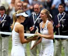 Словацкая теннисистка переиграла Шарапову