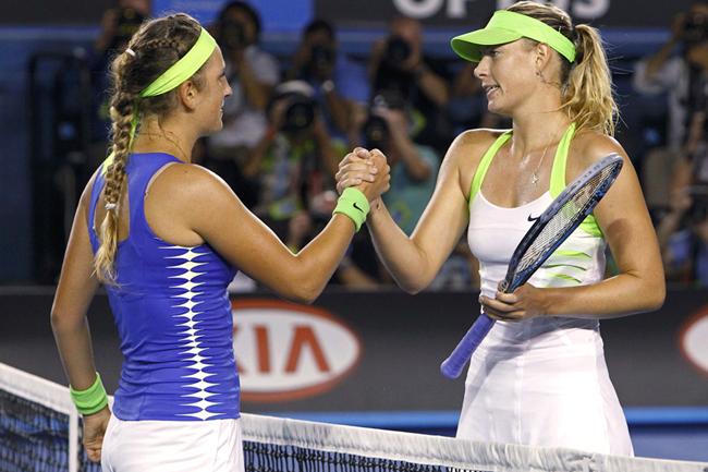 640x640 yYTpvlRTFPYr7EdBT6Bu8BgSiB3jIu4h Мария Шарапова и Виктория Азаренко вышли во второй круг Australian Open