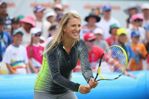 282892 Виктория Азаренко отказалась от защиты титула в Дохе