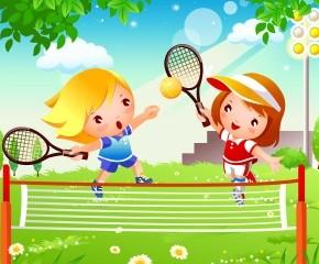 Лучший спорт для здоровья - теннис