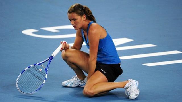 1364129021 radvanska Агнешка Радванска одолела Елену Веснину в третьем круге турнира в Майами