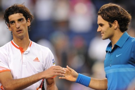 a82c3c1804f994c1c8c38108648718a5 Третий круг турнира в Индиан Уэллсе: Федерер одолел Турсунова