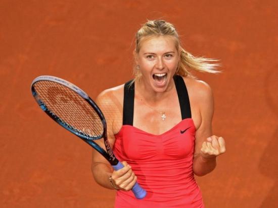 onlineImage Мария Шарапова утратила позиции в рейтинге WTA