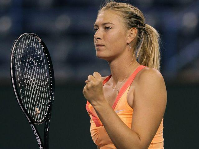 sharapova Рейтинг WTA: Мария Шарапова не сдает позиции