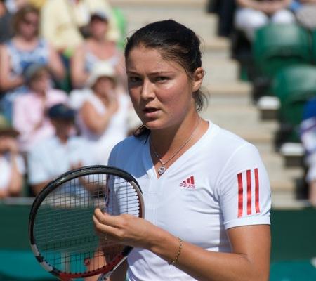 Dinara Safina 630 2 Юниорский турнир в Москве