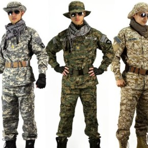 Одежда милитари с доставкой в Липецк