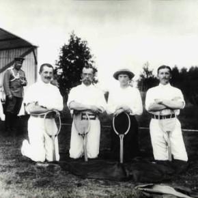 Теннис - игра которая возникла еще в XII веке