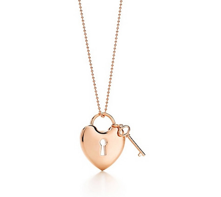 TIFFANY LOCKSHEART LOCK PENDANT WITH KEY 450x400 Обзор сайта lotterygoldkey.com